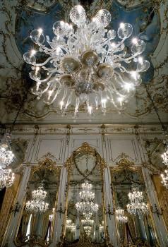 Palazzo del quirinale orgoglio e fascino italiano - Sala degli specchi ...