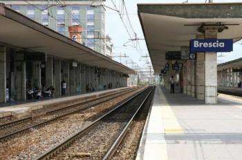 Brescia, stazione