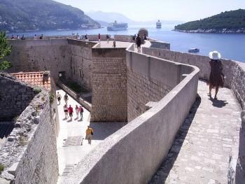 Dubrovnik le mura