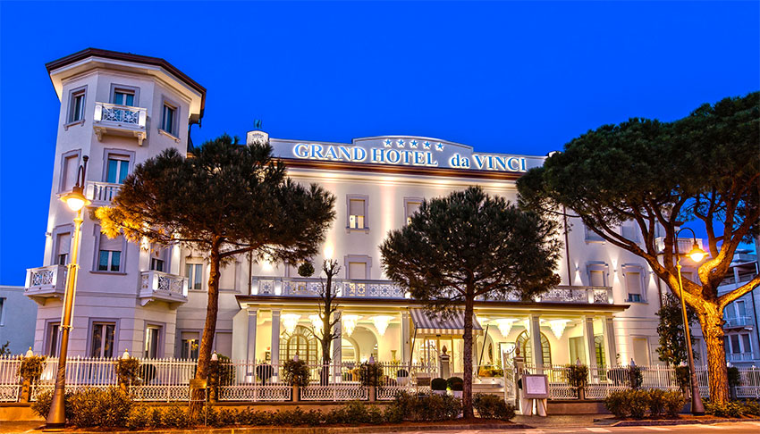 Grand Hotel Gallia  Stelle Milano Marittima