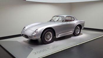 Museo Alfa-2000-sport