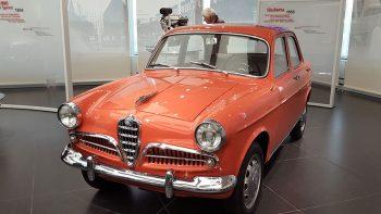 Museo Alfa-Rome-Giulietta