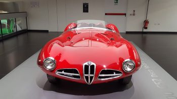 Museo Alfa-Romeo-C52-Disco-Volante