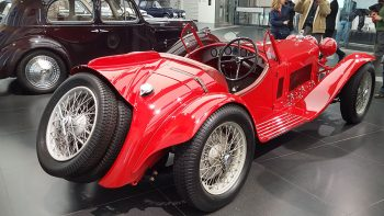Museo Alfa-Spider