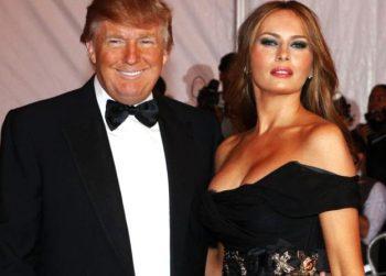 Cinque Maggio Donald Trump