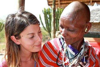 Viaggio Oikos tra i Maasai
