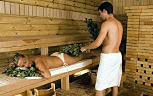 massaggio Russia-bagno-russo