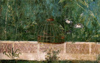 Arrivederci Roma Villa-di-Livia-affreschi-ninfeo-sotterraneo
