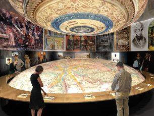 Tel Aviv, il museo del popolo ebraico