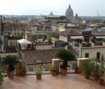 Comune di Roma Attico-Roma-centro