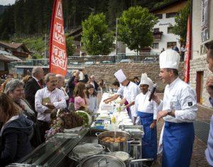 Fassa Fuori Menù, festival gastronomico all'aria aperta