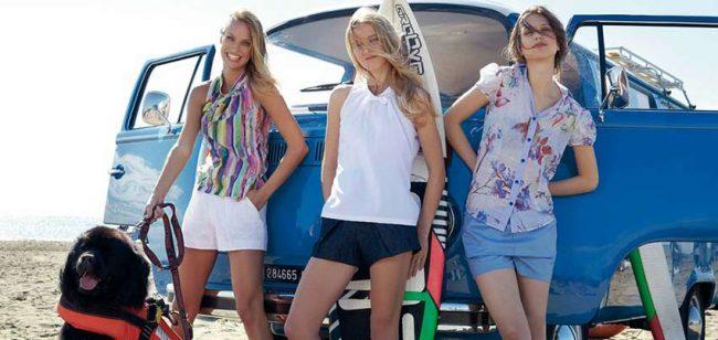 Aria di vacanze? Look alla moda al mare e in città
