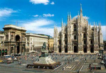 verde Milano-piazza-duomo