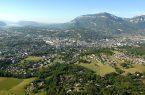 Chambéry Panorama distretto-di-Chambery
