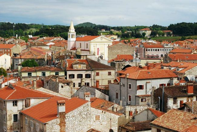 Parenzo, piccolo gioiello dell'Istria