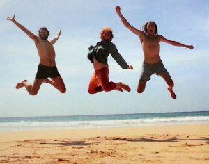 I Passeggeri della Terra. Tre ragazzi e un sogno