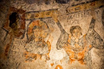 cripta del peccato originale