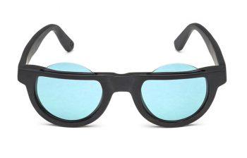 vacanze Sunboo-rocker-black-blue