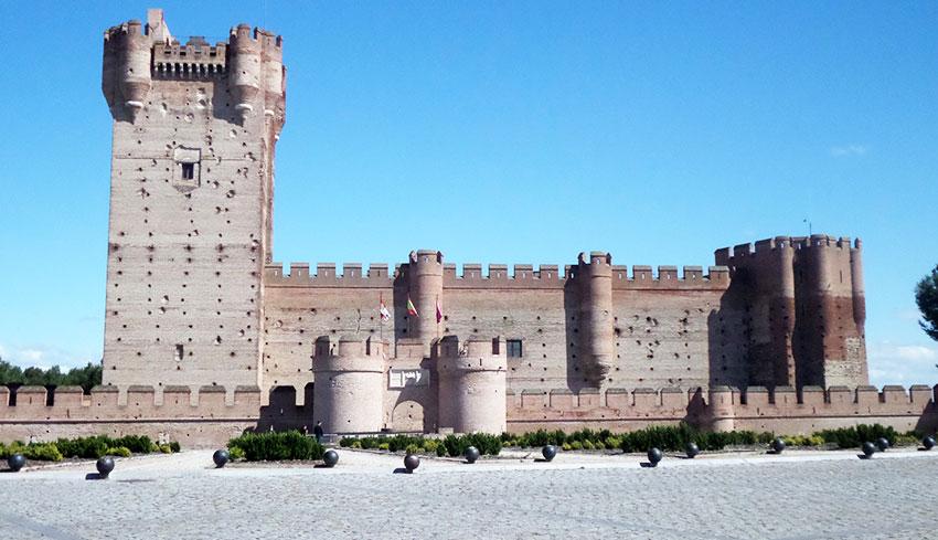Cyl medina del campo castillo de la mota mondointasca - Spa en medina del campo ...