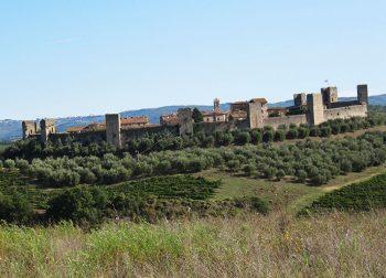 Francigena francigena-monteriggioni