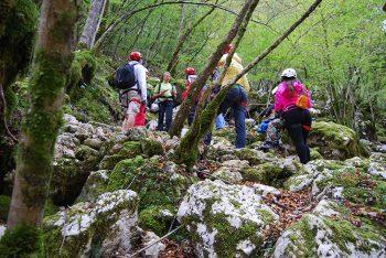 Sport trekking-riserva-naturale