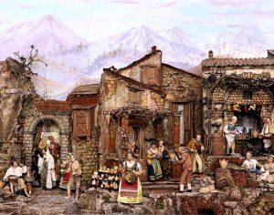 Nasce a Napoli il Museo Permanente del Presepe Napoletano
