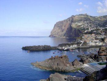 Funchal Madeira,-panorama-su-Camara-do-Lobos
