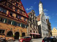 Rothenburg ob der Tauber: viaggio nel villaggio di Natale