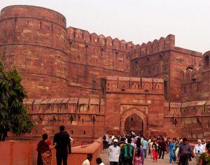 Cosa vedere ad Agra 2. Visita alla cittadella fortificata