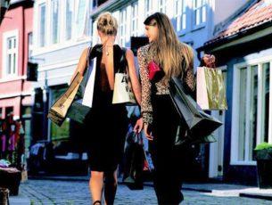 Le migliori città per lo shopping