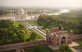 Cosa vedere ad Agra: Taj Mahal e i suoi giardini