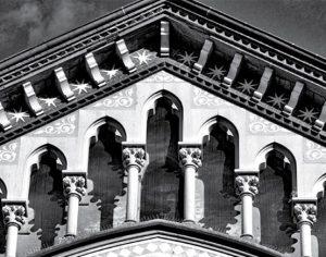Il cuNeo gotico, tesori e itinerari neogotici del cuneese