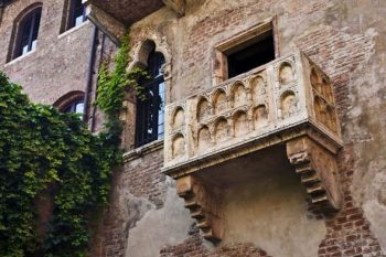 Love Verona-balcone-Giulietta