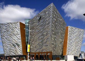 Irlanda Belfast-museo-della-storia-del-titanic
