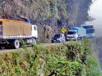 Bolivia, carretera de la muerte