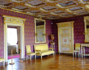 Castello della Mandria, appartamenti Reali
