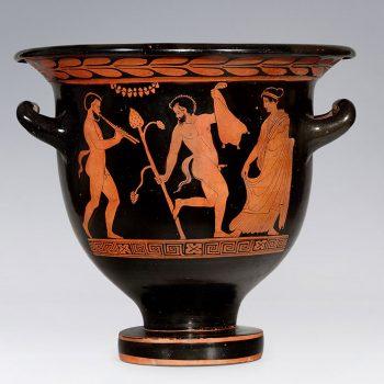 Ceramiche antiche-a-magnogreche-Cratere-a-campana