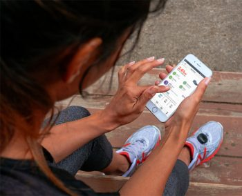 Maratona MilestonPod-app
