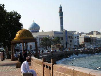 Oman Muscat-CORNICHE