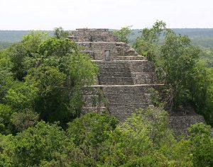Calakmul, città del periodo classico