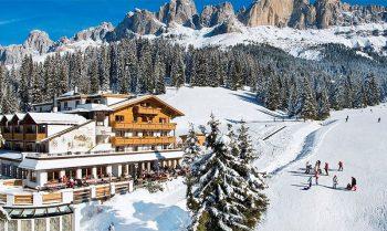 Carezza hotel-Moseralm