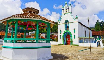 Chamula Chiesa de San Juan Chamula
