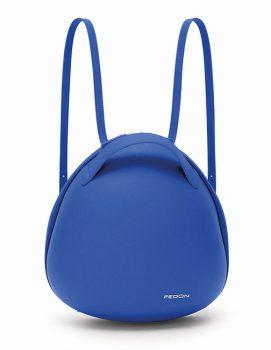 Incontro Fedon-Collezione_Lightasabubble_Backpack_Electric_blue