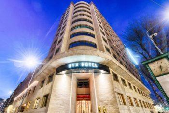Nyx Hotel Milano 4 stelle Stazione Centrale: ingresso