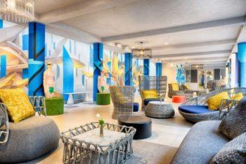 Nyx Hotel Milano 4 stelle Patio