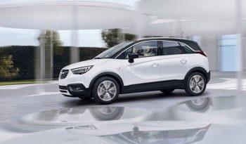 Salone Ginevra Opel-Crossland-X