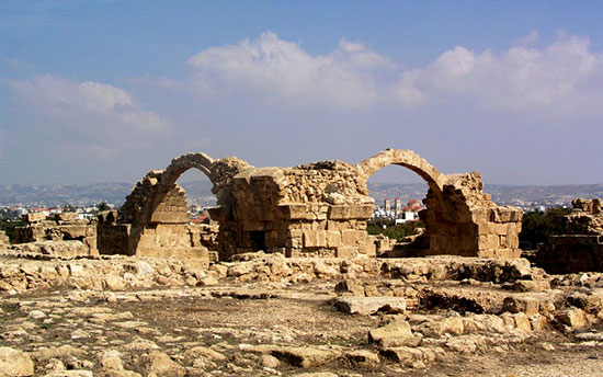 città europee Paphos-Cyprus