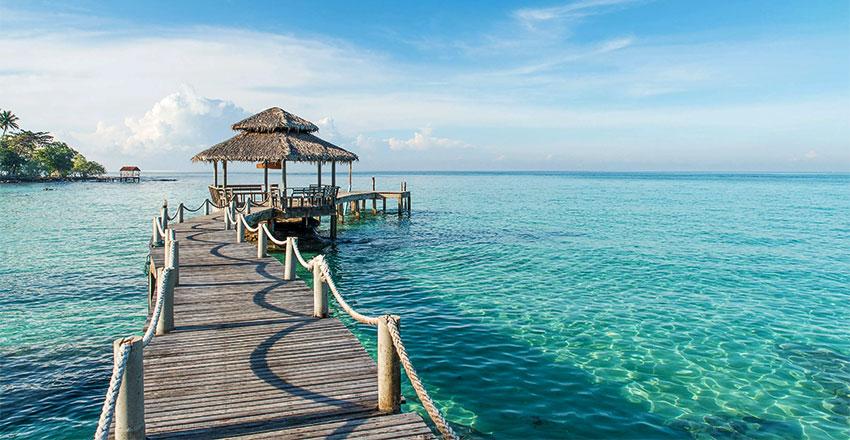phuket pontile sul mare mondointasca