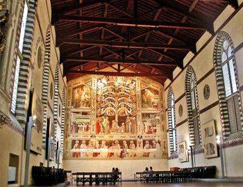 G7 della cultura Refettorio-Santa-Croce-albero-della-vita