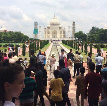 Delhi Taj-Mahal-Agra